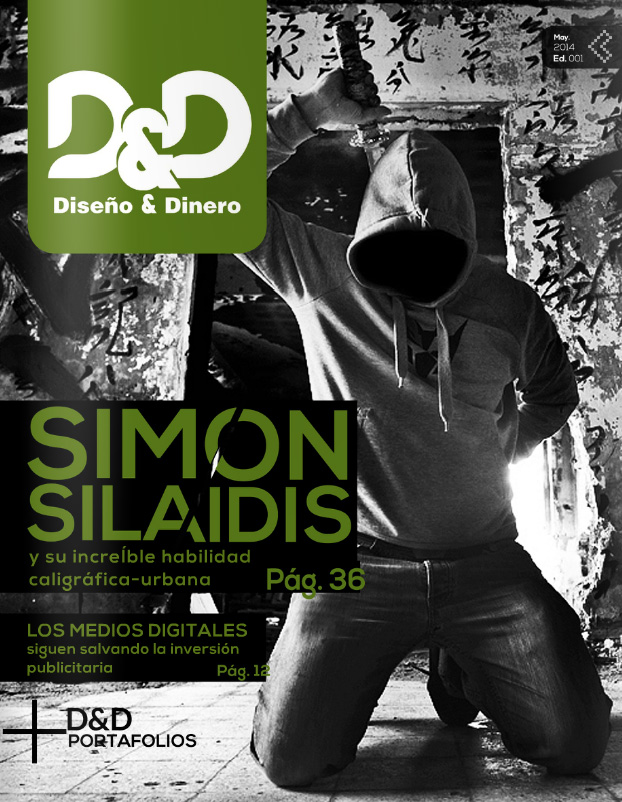 urban calligraphy simon silaidis columbia interview Latest Interview @ D&D Magazine Colombia 2014